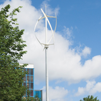 Blowing In the Wind—Power Your Small Business with Wind