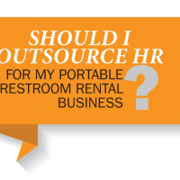 Should I Outsource HR for My Portable Restroom Rental Business?