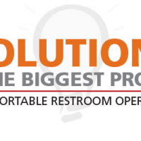 Solutions to the Biggest Problem for Portable Restroom Operators