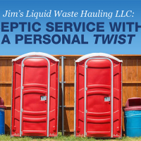 Jim's Liquid Waste Hauling LLC: Septic Service With a Personal Twist