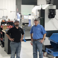 Vacuworx Machine Shop Takes Root in Newly Renovated Facility
