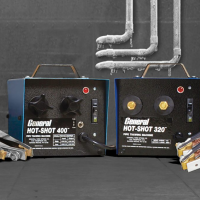 Frigid Winters Meet Their Match With Hot Shot® Pipe Thawing Machines From General!