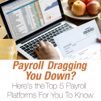 Payroll Dragging You Down? Here's the Top 5 Payroll Platforms For You To Know