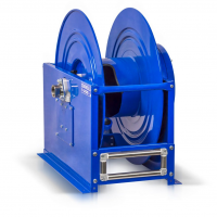 """Coxreels® Product Enhancement for the 1¼"""" and 1½"""" SLPL Spring-Driven Models"""