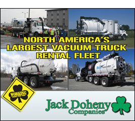 Jack Doheny Supplies & Vac Trucks